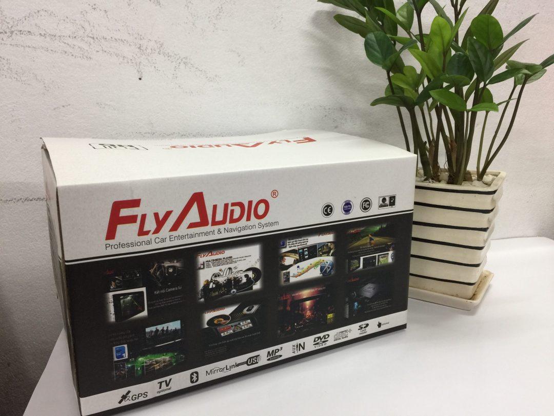Hộp giấy Fly Audio - Chất liệu Carton sóng
