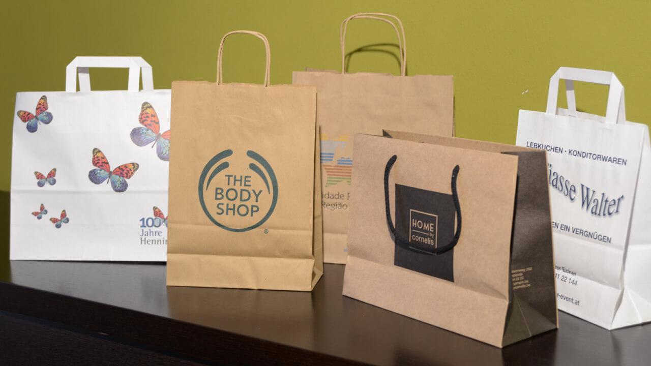 5 điều bạn cần biết khi in túi giấy Kraft giá rẻ Hà Nội – Công ty SHD Hà Nội